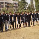 Sanpada College University Football Team